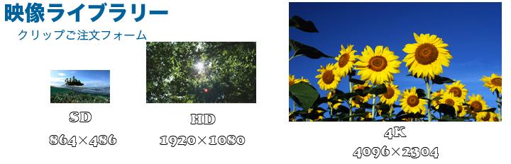 映像ライブラリーイメージ