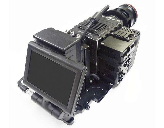 4K RED EPIC SCARET 水中ハウジング 水中ブリンプ 水中撮影機材