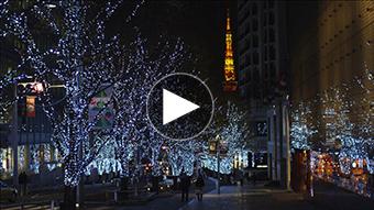 環境映像東京ウインターイメージ