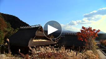 環境映像四季の風景イメージ