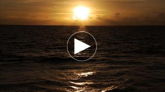 環境映像太陽イメージ