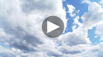 環境映像雲イメージ