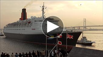 環境映像豪華客船イメージ