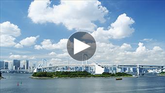 環境映像東京デイタイムイメージ