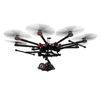 DRONE DJI Spreading Wings S1000